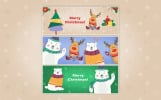 Facebook Cover Photos and Christmas Illustration