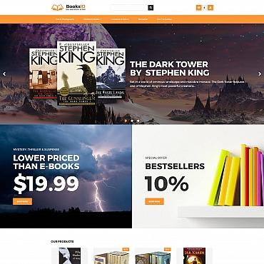 Купить  пофессиональные MotoCMS шаблоны для интернет-магазинов. Купить шаблон #65582 и создать сайт.