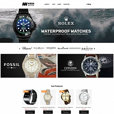 Preview image of Nova Watch - Watches Store