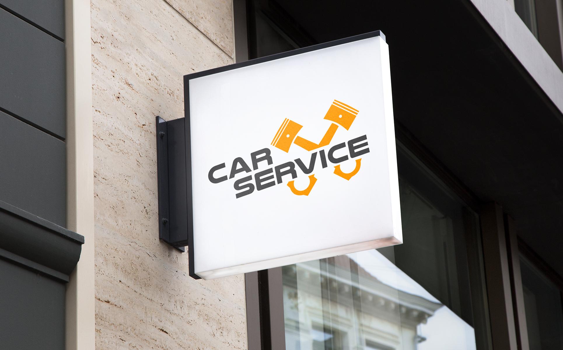 Plantilla de Logotipo #65598 para Sitio de Reparación de coches