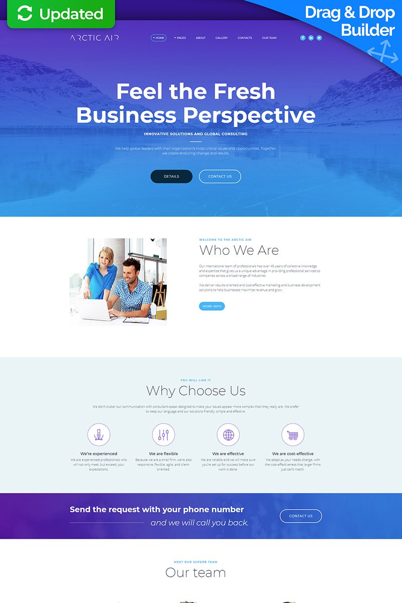 Arctic - Business Startup №65555