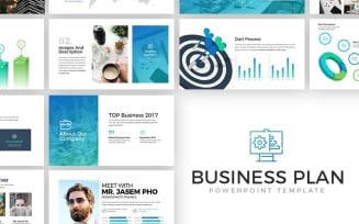Business Plan - PowerPoint Template