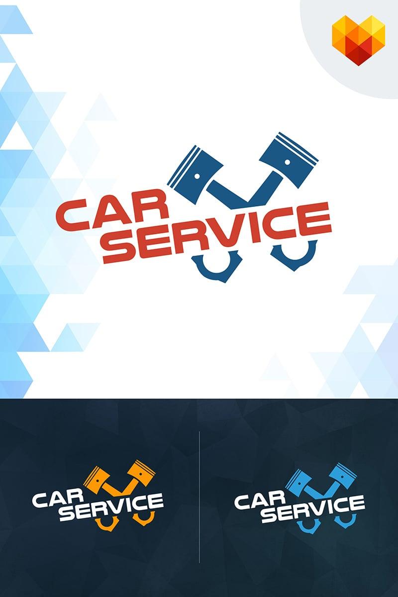 Car Repair Company Logo Template