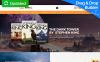 Responsive Kitaplar Motocms E-Ticaret Şablon New Screenshots BIG