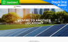 Responsive Moto CMS 3 Template over Zonne-energie New Screenshots BIG