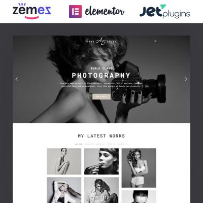 Photo Gallery Responsive WordPress Motiv