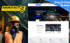 Reszponzív ManuFactor - Multipurpose Industrial and Manufacturing Moto CMS 3 sablon New Screenshots BIG