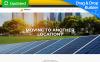 Templates Moto CMS 3 Flexível para Sites de Energia Solar №65570 New Screenshots BIG
