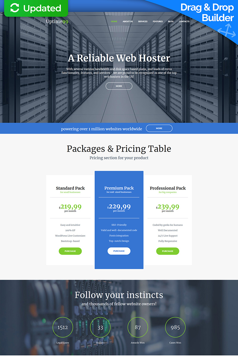 Free Resume Format » hosting company template | Resume Format