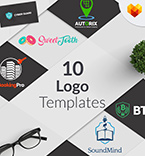 Logo Templates #65600 | TemplateDigitale.com
