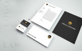 Mills Lawyers Logo Template