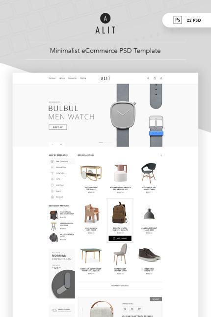 Website template 65611