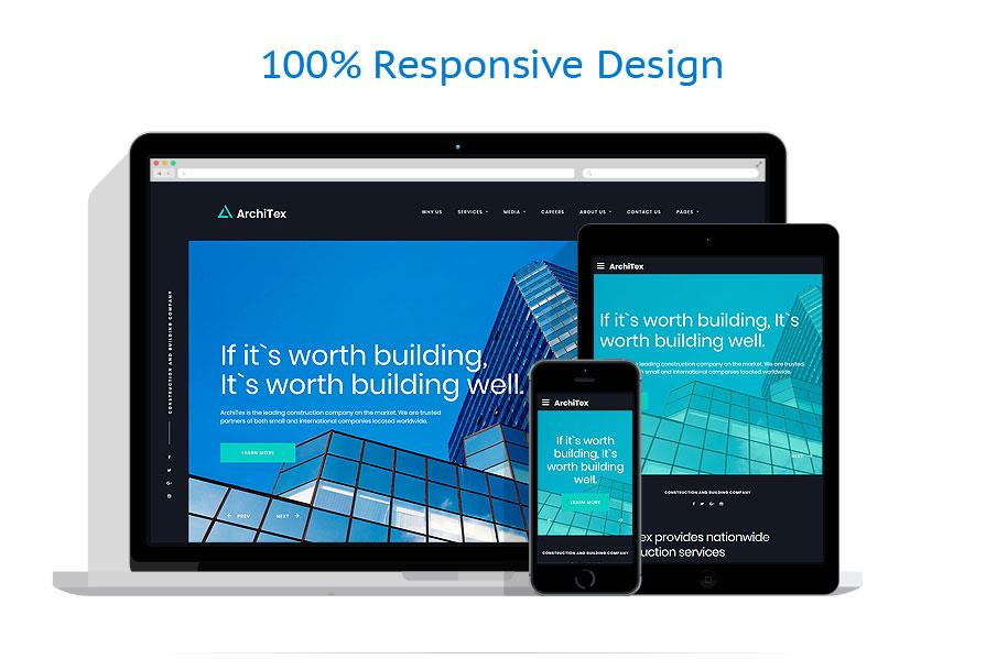 Modèles HTML5 Architecture #65622