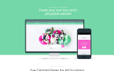 Responsive Jobork - Job Portal Template Wordpress Teması