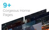 EasyJet - Multipurpose WordPress Theme