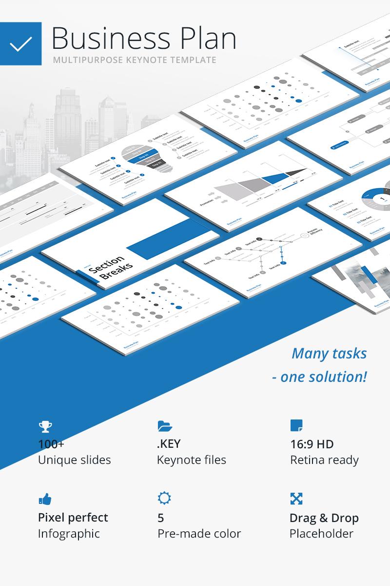 Business Plan - Multipurpose №65629