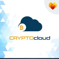 Investment company logos crypto cloud bitcoin trading company business logo template 65603 wajeb Image collections