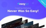 EasyJet - thème WordPress avec plusieurs pages d'accueil