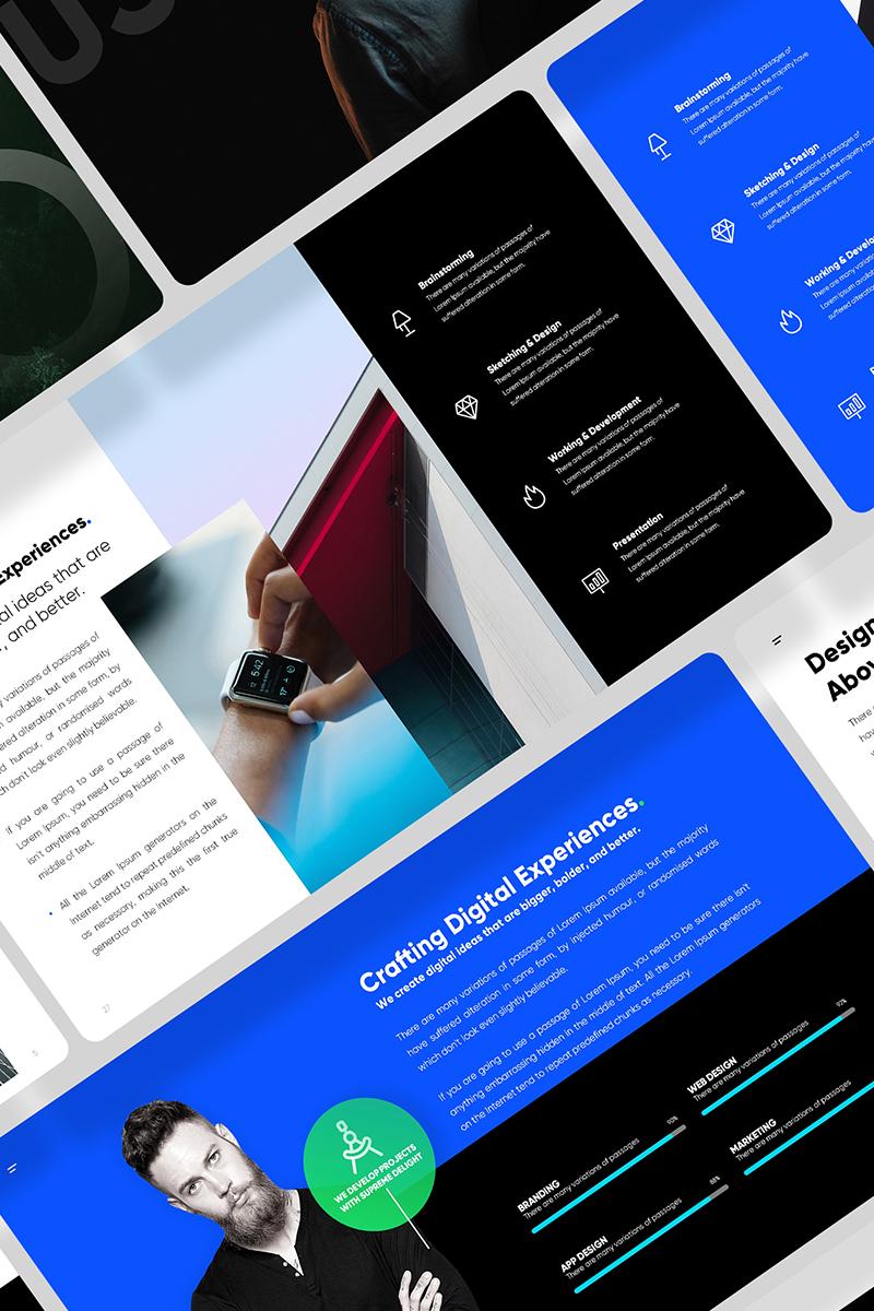Novo - Keynote Template - screenshot