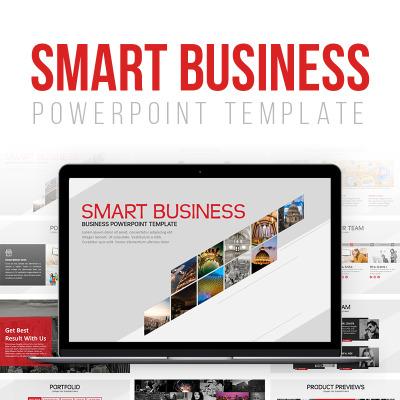 Smart business powerpoint template 65685 business powerpoint template toneelgroepblik Images