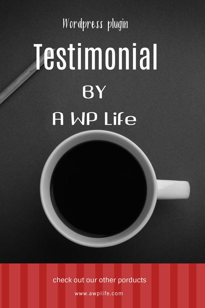"""Testimonial"" 响应式WordPress 插件 #65688"