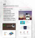 Newsletter Templates #65702 | TemplateDigitale.com