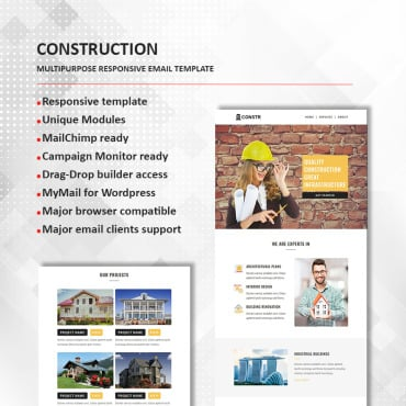 Preview image of Construction - Multipurpose Responsive