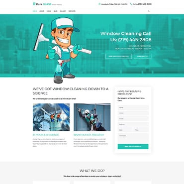 Preview image of Pure Glass - Window Cleaning Services