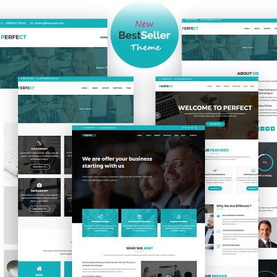 Plantillas WordPress para Sitios de Agencias de Mercadeo