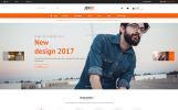 Tema Magento Flexível para Sites de Loja de Moda №65723