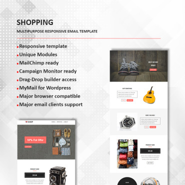 Preview image of Shopping - Multipurpose Responsive