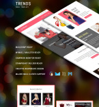 Newsletter Templates #65851 | TemplateDigitale.com