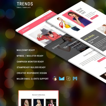 Preview image of Trends - Responsive