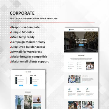 Preview image of Corporate - Multipurpose Responsive