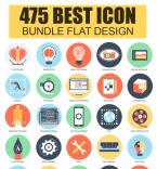 Icon Sets #65896 | TemplateDigitale.com
