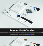 Corporate Identity #65901 | TemplateDigitale.com