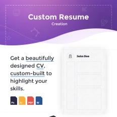 custom resume creation