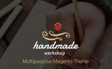 Handmade Responsive 2 & 1 Magento Theme