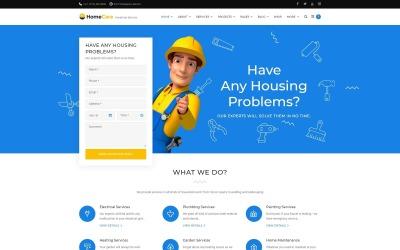 HomeCare - Handyman Services Responsive