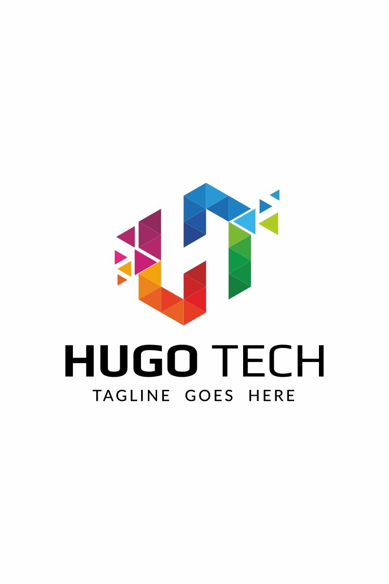 tech hugo template templates