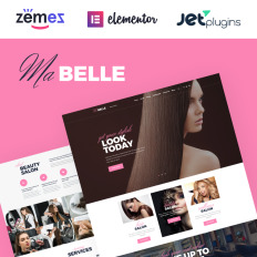 Mabelle Beauty Salon Wpml Ready WordPress Template 65991 75 Responsive