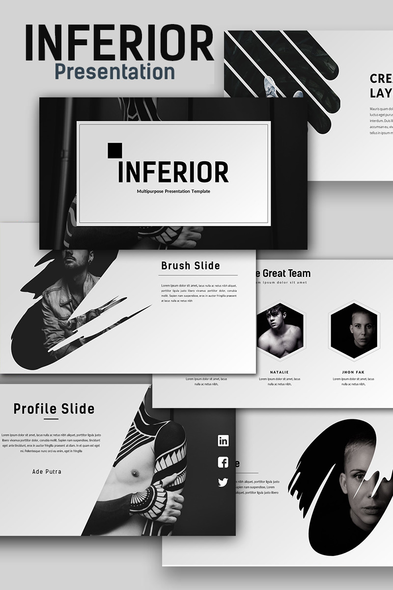 Business Keynote Template | Website Templates