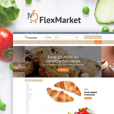 Preview image of FlexMarket