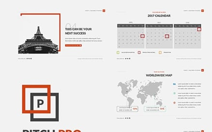 A Free for Business PowerPoint Template