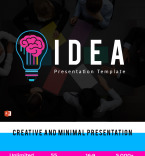 PowerPoint Template  #66062