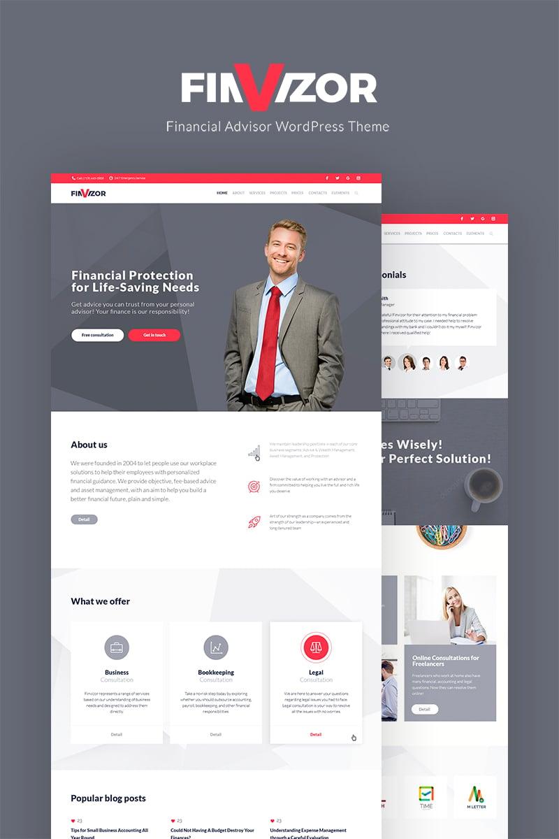 Website template 66066 consulting management office custom website website design template 66066 premium company agency firm responsive seo maxwellsz