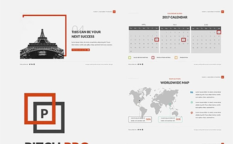 A free for business powerpoint template 66025 a free for business powerpoint template big screenshot toneelgroepblik Images