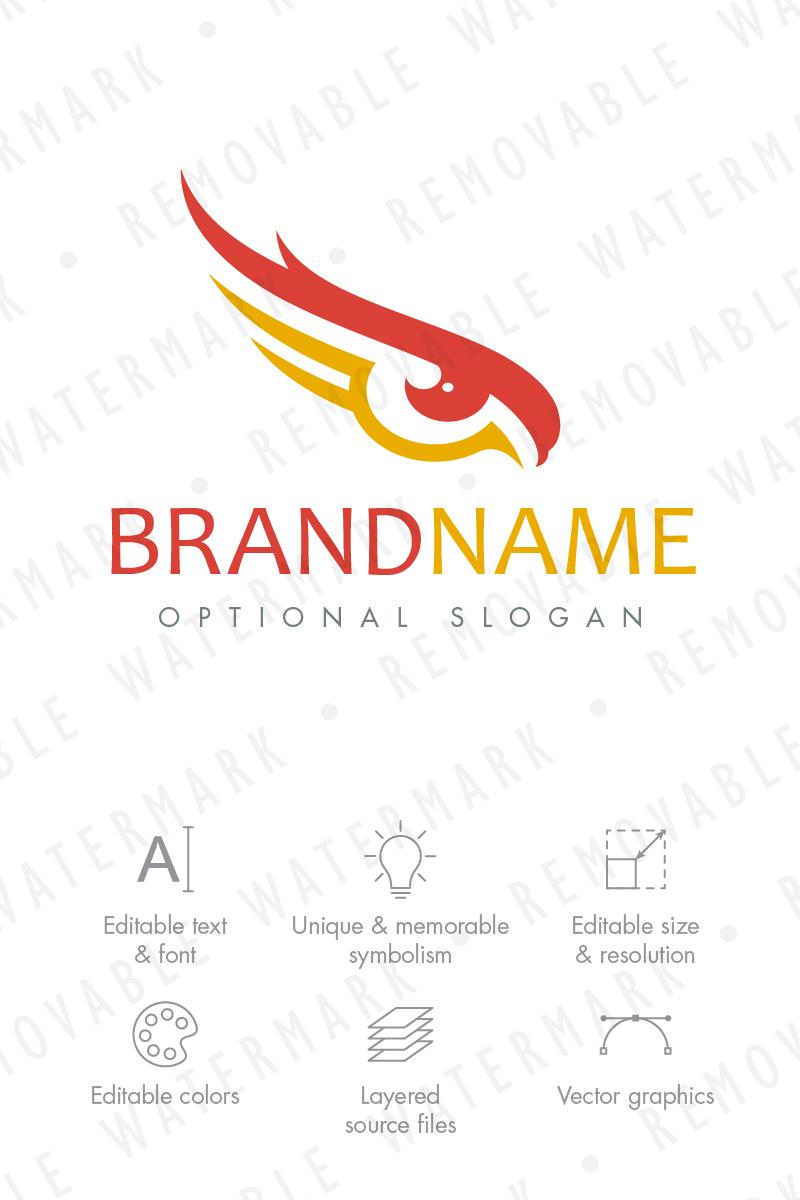 Eagle Eye Logo Template 66050