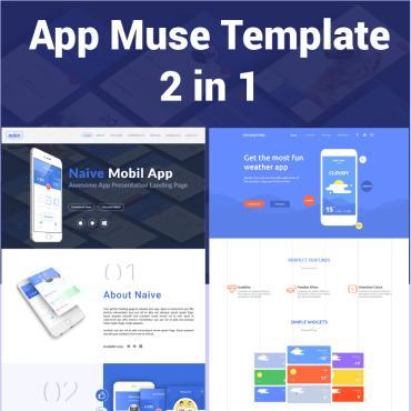 Купить  пофессиональные Muse шаблоны. Купить шаблон #66171 и создать сайт.