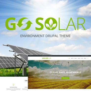 Preview image of Go Solar - Eco & Nature / Environment